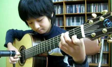 (The Beatles) Blackbird – Sungha Jung