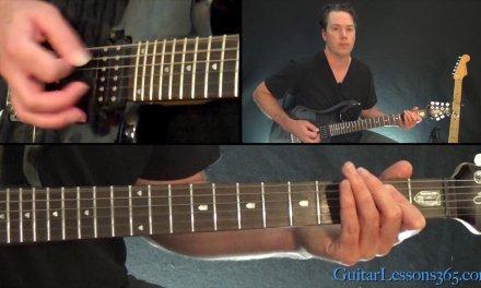 Metallica – Now That We're Dead Guitar Lesson (Riffs)