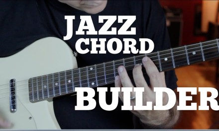 How To Play Chord Solos Like Wes Montgomery and George Benson
