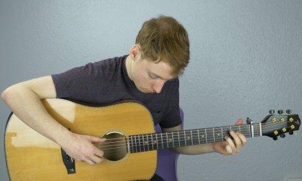 Ed Sheeran – Perfect – Fingerstyle Guitar Cover