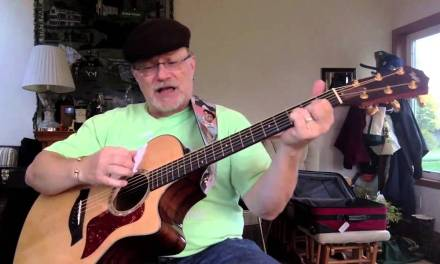1661  – Let's Twist Again –  Chubby Checker cover with guitar chords and lyrics