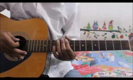 Ye Baarish – Darshan Raval – Guitar Cover Lesson Chords Tutorial easy version