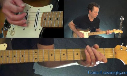 Paul McCartney and Wings – Band On The Run Guitar Lesson (Full Song)