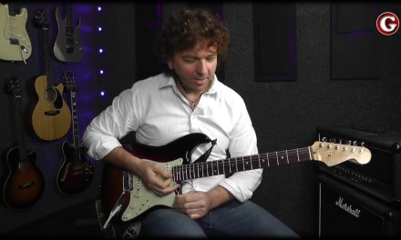 Learn how to play Cocaine by Eric Clapton on electric guitar  – Guitar Couch Lessons