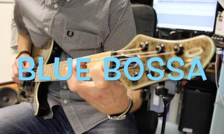 BLUE BOSSA GUITAR Fast Tempo (Roo)