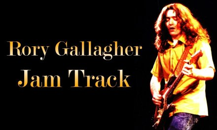 Rory Gallagher – Laundromat (Jam Track)