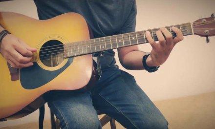 Major Scale from C | Ionian Mode | Thaat Bilawal | Guitar Lesson | Osman Raja.