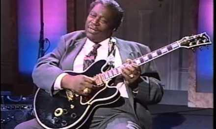 """BB king – Guitar Lesson – """"Everyday I Have The Blues"""""""