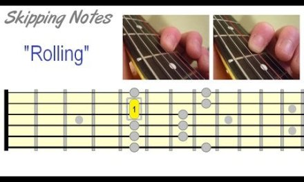 How To Make Guitar Scales Sound Good