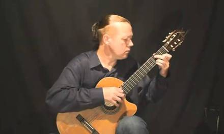 Modern Classical Guitar – Lohengrin (Valery Litvinov – guitar)