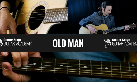 Old Man Guitar Lesson – Neil Young Acoustic