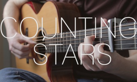 OneRepublic – Counting Stars – Fingerstyle Guitar Cover By James Bartholomew