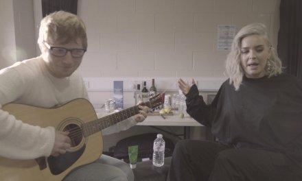 Anne-Marie & Ed Sheeran – Ciao Adios [Acoustic]