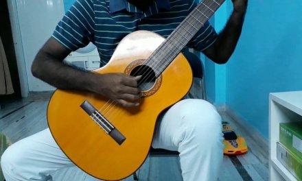 Classical guitar trinity guitar grade 1 lesson