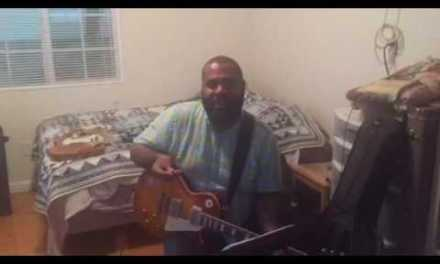 Kirk Fletcher – How to make a Blues Guitar Solo