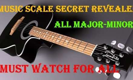 How To Learn Guitar Scales Easily | Scales Secret Revealed | Must Watch