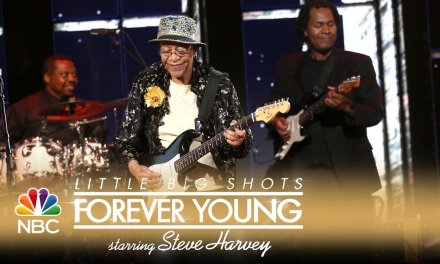 Little Big Shots: Forever Young – Blues Guitar Granny (Episode Highlight)