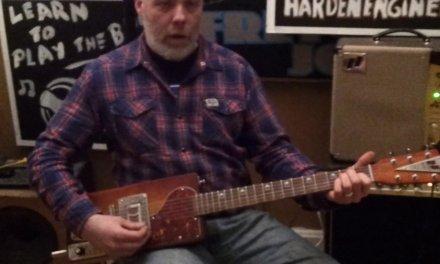 GUITAR LICK ROCK ( LESSON )