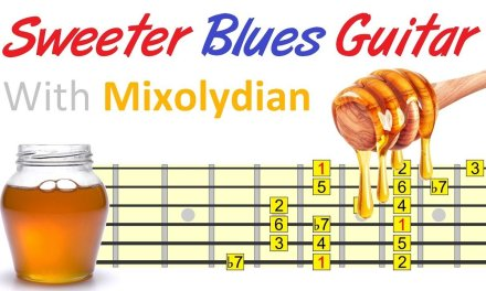 Play Sweeter Blues Solos With Mixolydian