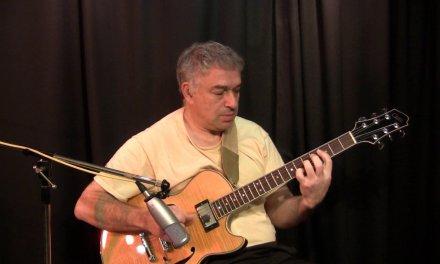 Countdown, John Coltrane, Guitar, Jake Reichbart