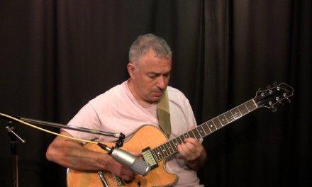 Too High, Stevie Wonder, Guitar Cover, Jake Reichbart, Lesson Available
