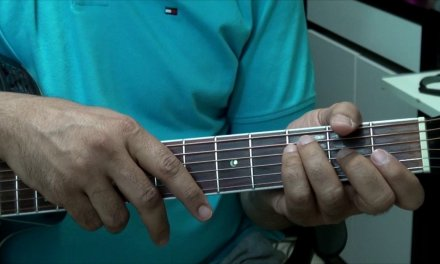Main Jahaan Rahoon  – Guitar Chords Lesson