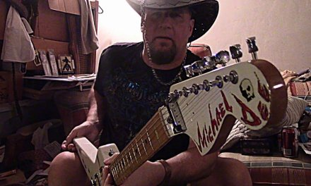 "Charvel/Jackson 1980 Star "" The Michael Dee Custom Star"" Guitar bullet hole paint"