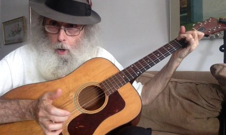 Real Blues Guitar Lesson. Right Hand Fingerpicking Pattern On Cocaine Blues. Real Guitar Lesson!