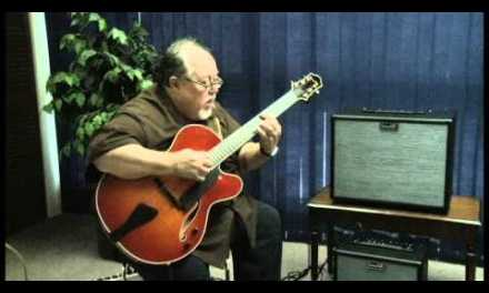 Benedetto Carino Amps – Larry Camp Demonstrates