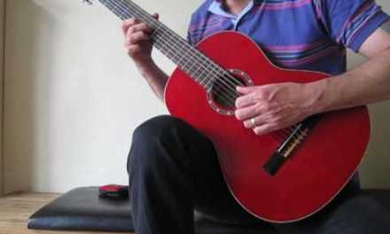 French Lullaby Classical Guitar David Brandon