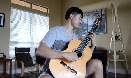 Sungmin Lee: Duke Ellington – 'In A Sentimental Mood' – Classical Guitar