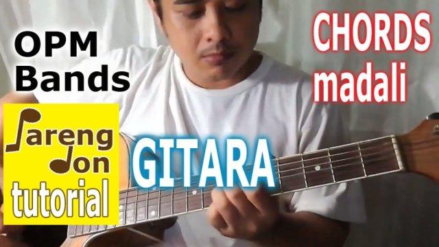 Gitara chords (Parokya ni Edgar) strumming guitar tutorials – Tabs ...
