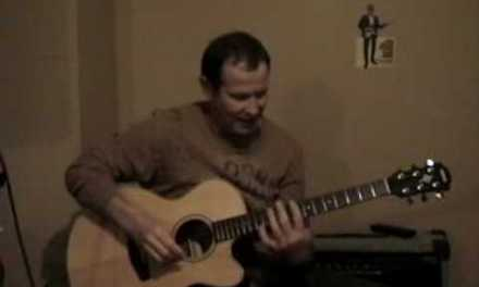 """""""Over now"""" guitar lesson, how to play Alice in Chains (unplugged)"""