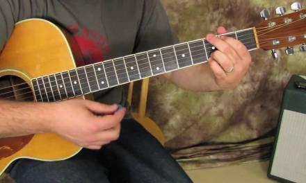 Blind Melon – Change – Easy Beginner Acoustic Guitar Songs – Beginner lessons