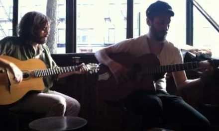 Alex Simon Gypsy Jazz Guitar