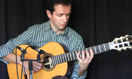 Abide With Me – Solo Jazz Guitar