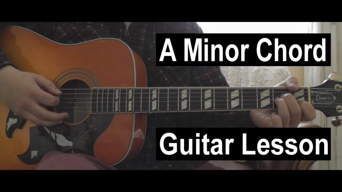 A Minor Chord Guitar Lesson How To Play An A Minor Chord On Guitar