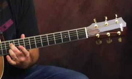 Acoustic Blues guitar lesson spice up that bluesy playing 1.flv