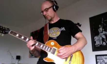 Panama (Van Halen) – guitar w/ backing track