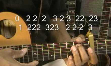 IN THE END Linkin Park On Acoustic Guitar Lesson Chester Bennington Tribute EricBlackmonGuitar