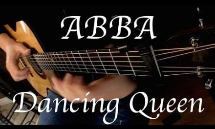 ABBA – Dancing Queen – Fingerstyle Guitar