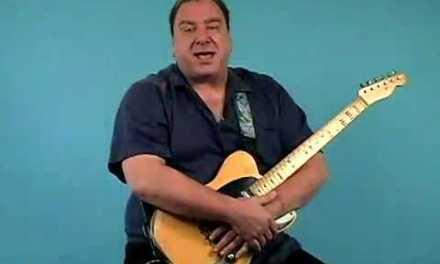 Blues Guitar Lesson- Minor Licks.flv