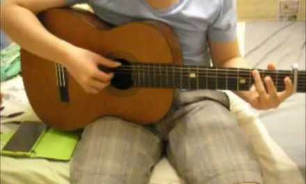 ( Charlie Puth)  One call away – classical guitar