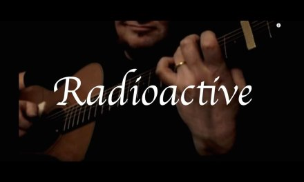 Radioactive (Imagine Dragons) – Fingerstyle Guitar