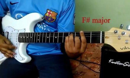 Oosupodu   Telugu song  Guitar tutorial    Chords lesson     From the movie Fidaa