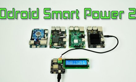 Odroid Smart Power 2 WiFi Enabled 5 Amp SBC Power Supply