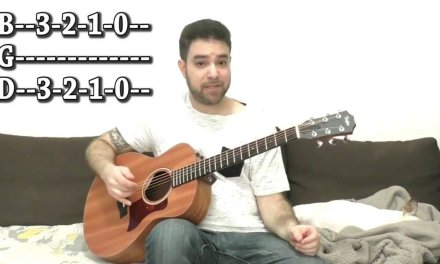 Lesson: Fingerstyle Blues in G (Soloing Ideas Toolbox) – Guitar Tutorial w/ TAB