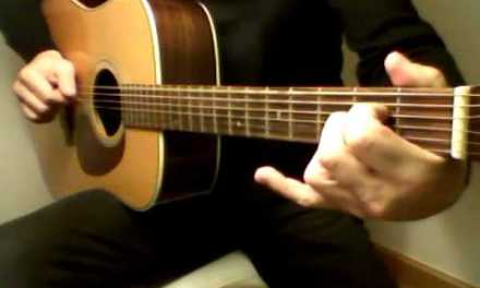 Christopher Cross – Sailing -Acoustic Guitar Cover Fingerstyle