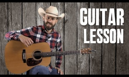 Alternate the Bass Line and Pluck the Melody – Easy Guitar Lesson