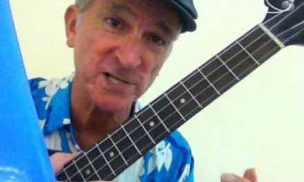 Ukulele Blues Scale Lesson #3 – Glen Rose.wmv